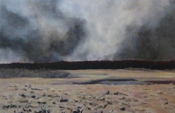 65x100 cm, 2013, collection privée