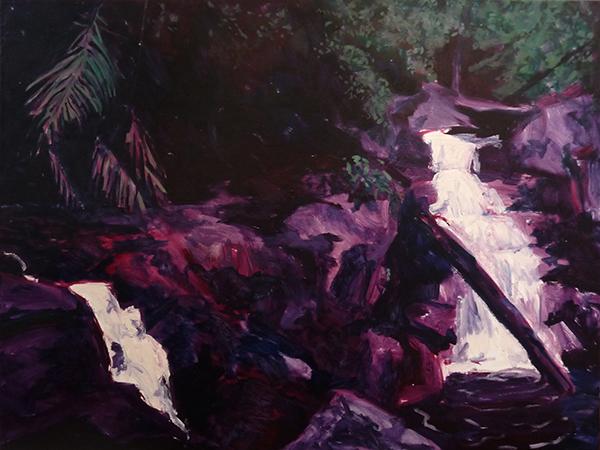 60x80 cm, huile sur toile