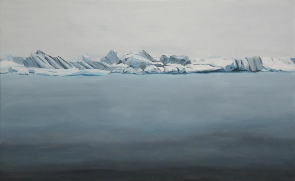 80 x 130 cm, huile sur toile, 2016