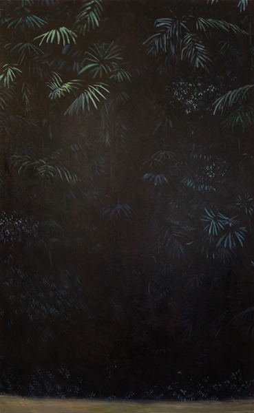 130x80 cm, 2017, collection privée